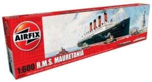 Model liniowca RMS Mauretania Airfix 04207
