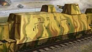 Model wagonu artyleryjskiego Trumpeter 01509