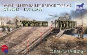 Most aliantów Bailey Bridge Type M2 Bronco 35012