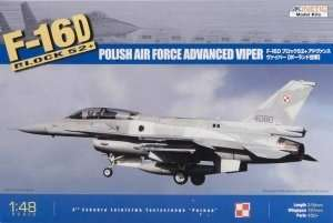 Myśliwiec F-16D Hawk Block 52+ (HAF / Poland AF) - 48010