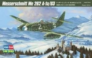 Myśliwiec odrzutowy Messerschmitt Me-262 A-1a/U3 Hobby Boss 80371
