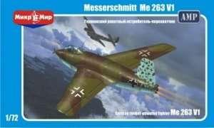 Myśliwiec odrzutowy Messerschmitt Me 263 V1 Mikromir 72-001