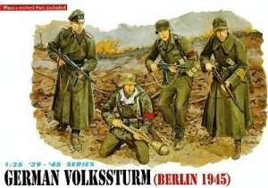 Niemiecki oddział Volksstrum - Dragon 6020