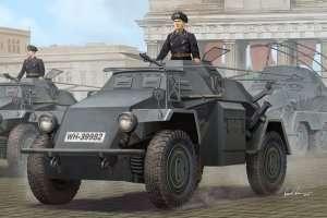 Niemiecki pojazd opancerzony Sd.Kfz.223 Hobby Boss 83817