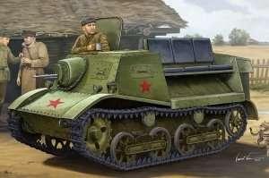 Radziecki uzbrojony T-20 Tractor Komsomolets 1938 Hobby Boss 83847