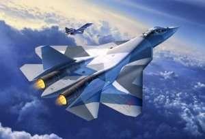 Revell 04664 Samolot Sukhoi T-50