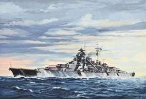 Revell 05098 Pancernik Bismarck