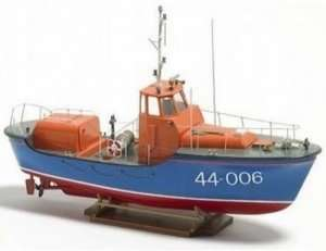 Royal Navy Lifeboat - łódź ratunkowa - BB101