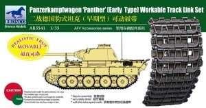 Ruchome gąsienice czołgu Panther Bronco 3541