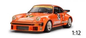 Samochód Porsche 934 Jagermeister skala 1-12 Tamiya 12055