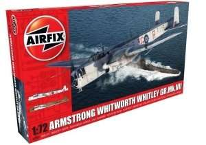 Samolot Armstrong Whitworrth Whitley GR.MkVII Airfix 09009