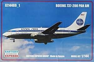 Samolot Boeing 737-200 Pan Am Eastern Express 14469-1