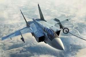 Samolot MiG-31B BM Foxhound - Hobby Boss 81754