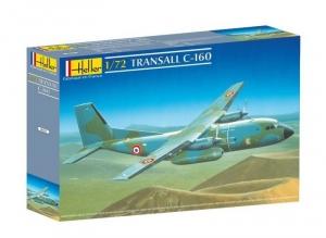 Samolot Transall C-160 Heller 80353 skala 1-72