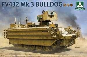 Takom 2067 FV 432 Mk.3 Bulldog 2in1