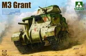 Takom 2086 Czołg M3 Grant