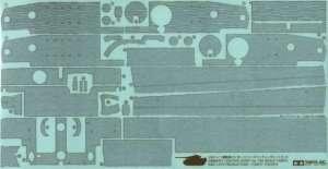 Tamiya 12647 Naklejki Zimmerit do czołgu Tiger I w skali 1/35