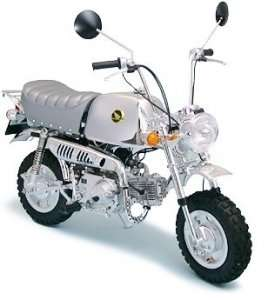 Tamiya 16031 Honda Gorilla Spring Collection