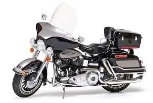 Tamiya 16037 Harley-Davidson FLH Classic Black Version
