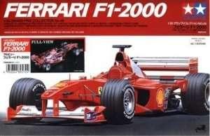 Tamiya 20048 Ferrari F1-2000