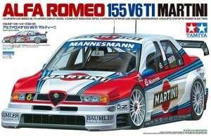 Tamiya 24176 Alfa Romeo 155 V6 TI Martini