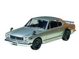 Tamiya 24194 Nissan Skyline 2000 GT-R Hard Top