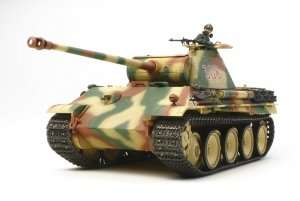 Tamiya 30055 German Panther Ausf. G z silniczkiem
