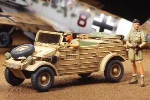 Tamiya 32503 German Kubelwagen Type 82 Africa-Corps