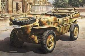 Tamiya 32506 German Shwimmwagen Type 166