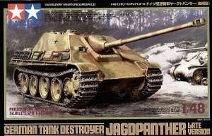 Tamiya 32522 German Tank Destroyer Jagdpanther
