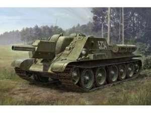 Tamiya 32527 Russian Tank Destroyer SU-122