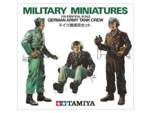 Tamiya 35001 Figurki - Załoga czołgu niemieckiej armii