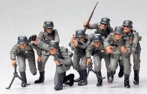 Tamiya 35030 German Assault Troops