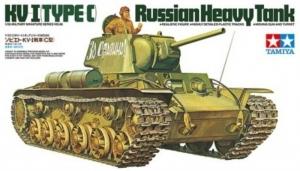 Tamiya 35066 Ciężki czołg KV-I skala 1-35
