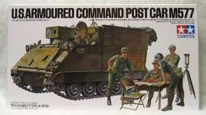 Tamiya 35071 U.S M577 armored command post car
