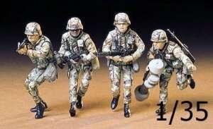 Tamiya 35133 U.S modern Infantry set