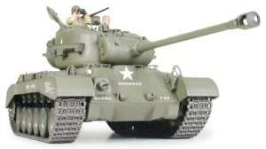 Tamiya 35254 U.S. Medium Tank M26 Pershing (T26E3)
