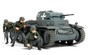 Tamiya 35299 German Panzerkampfwagen II Ausf.C