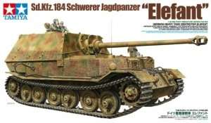 Tamiya 35325 Heavy Tank Destroyer Elefant