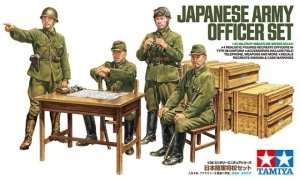 Tamiya 35341 Japanse army officer set