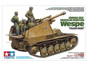 Tamiya 35358 German Self-Propelled Howitzer Wespe