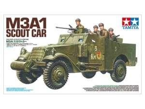 Tamiya 35363 Pojazd zwiadowczy M3A1 w skali 1-35