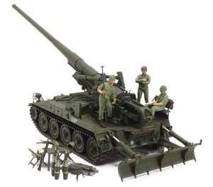 Tamiya 37021 M107 U.S. Self-Propelled Gun (Vietnam War)