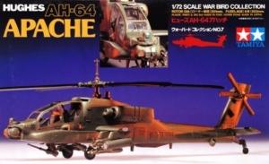 Tamiya 60707 Śmigłowiec Hughes AH-64 Apache skala 1-72
