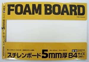 Tamiya 70139 Płyty piankowe 5mm B4 2szt.