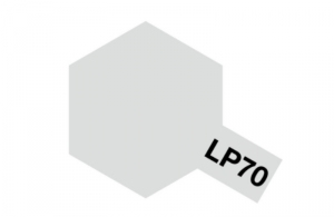 Tamiya 82170 LP-70 Gloss Aluminium - Lacquer Paint