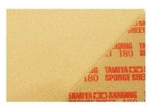 Tamiya 87161 gąbka ścierna 180