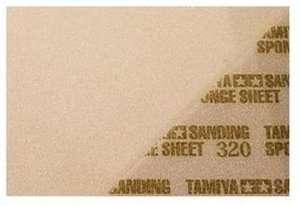 Tamiya 87163 gąbka ścierna 320