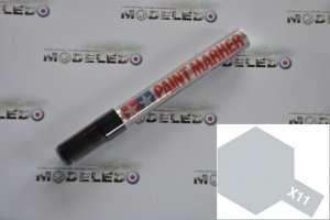 Tamiya 89011 Marker farba emaliowa X-11 Chrome Silver
