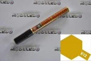 Tamiya 89012 Marker farba emaliowa X-12 Gold Leaf